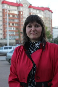 Зайдуллина Лидия Ярисовна