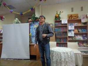 Сергей Орлов читает любимых поэтов