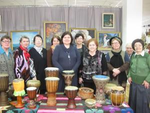 В Бирском историческом музее. 6 марта 2016 года